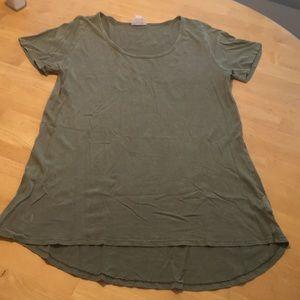 Lularoe tee shirt dress